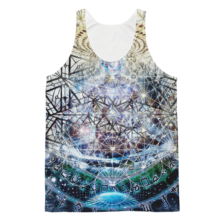 Lifebloom Apparel – The Codex – Sublimation Tank