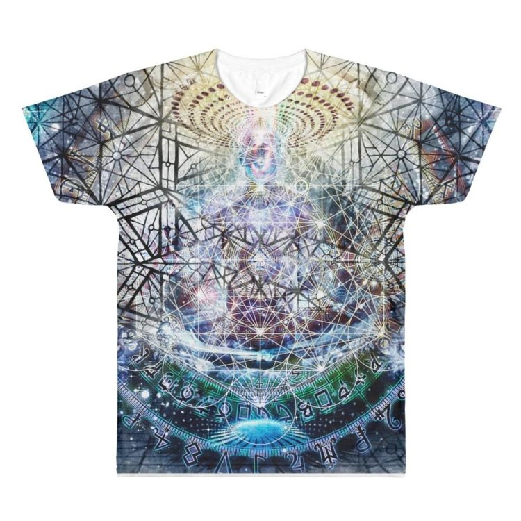 Lifebloom Apparel – The Codex – Sublimation Shirt