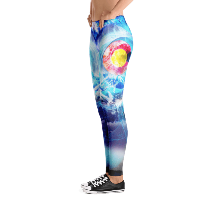 Lifebloom Apparel – Colorado Tempest – Leggings