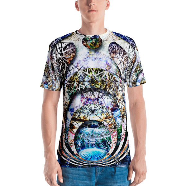 Lifebloom Apparel – Sublimation Shirt – Freestyle Codex