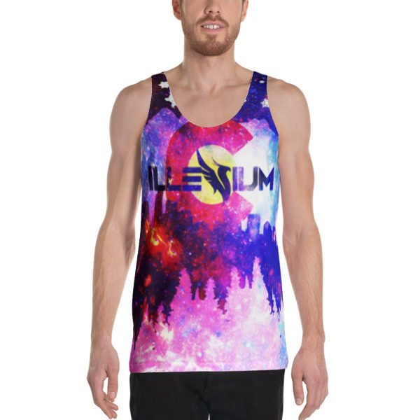Lifebloom Apparel – Winter Illenium Tank