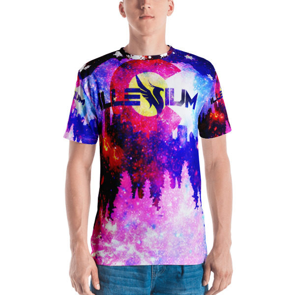 Lifebloom Apparel – Men's T-shirt – Illenium Winter